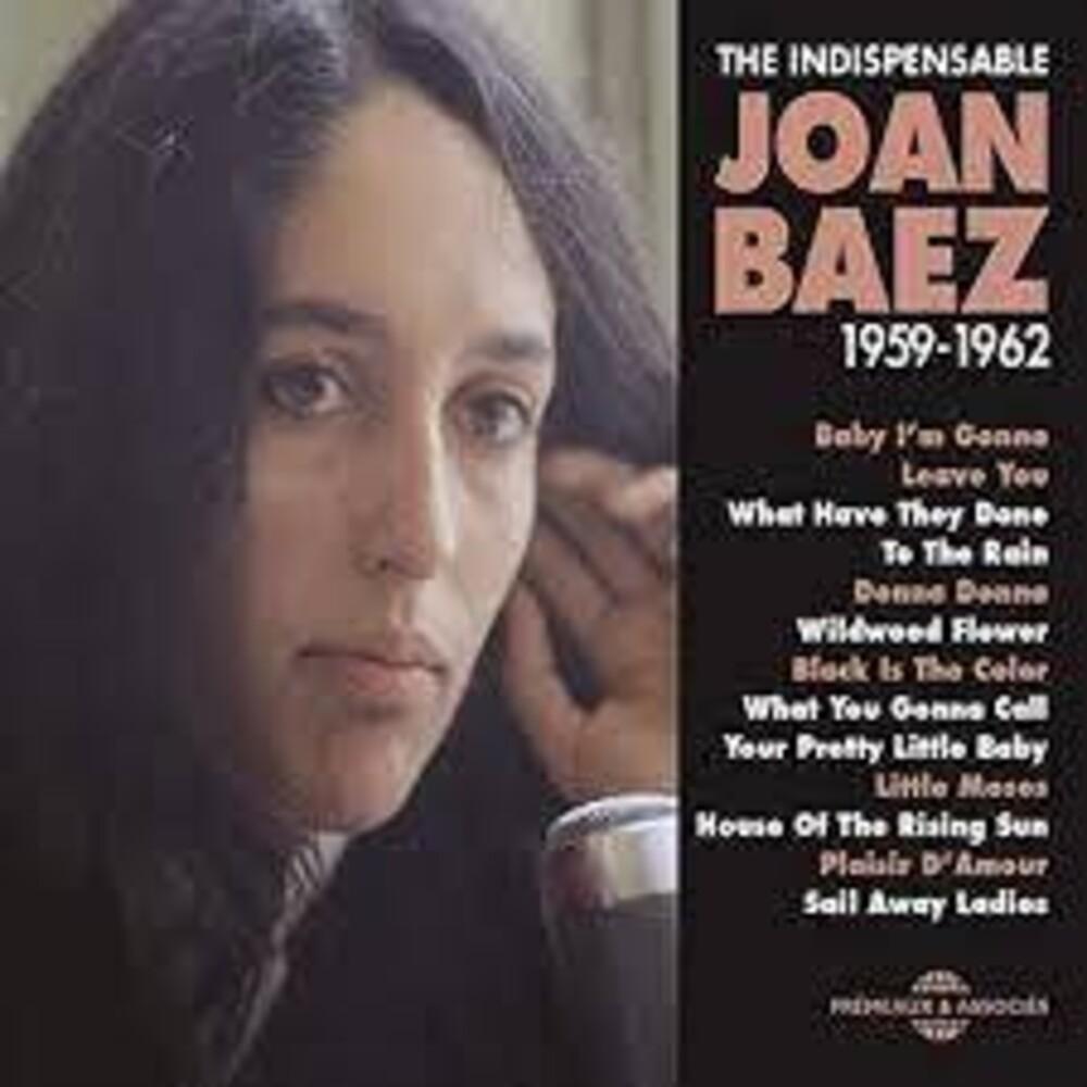 Joan Baez - Essential Works 1959-1962 (Uk)