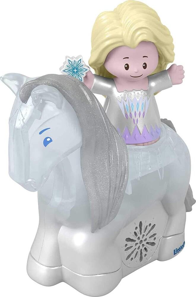 Little People - Little People Disney Princess Elsa & Nokk (Fig)