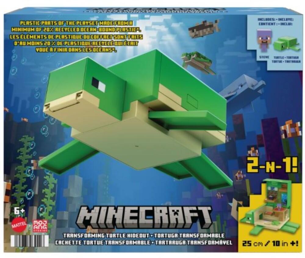 Minecraft - Minecraft Mini Turtle Case (Afig)