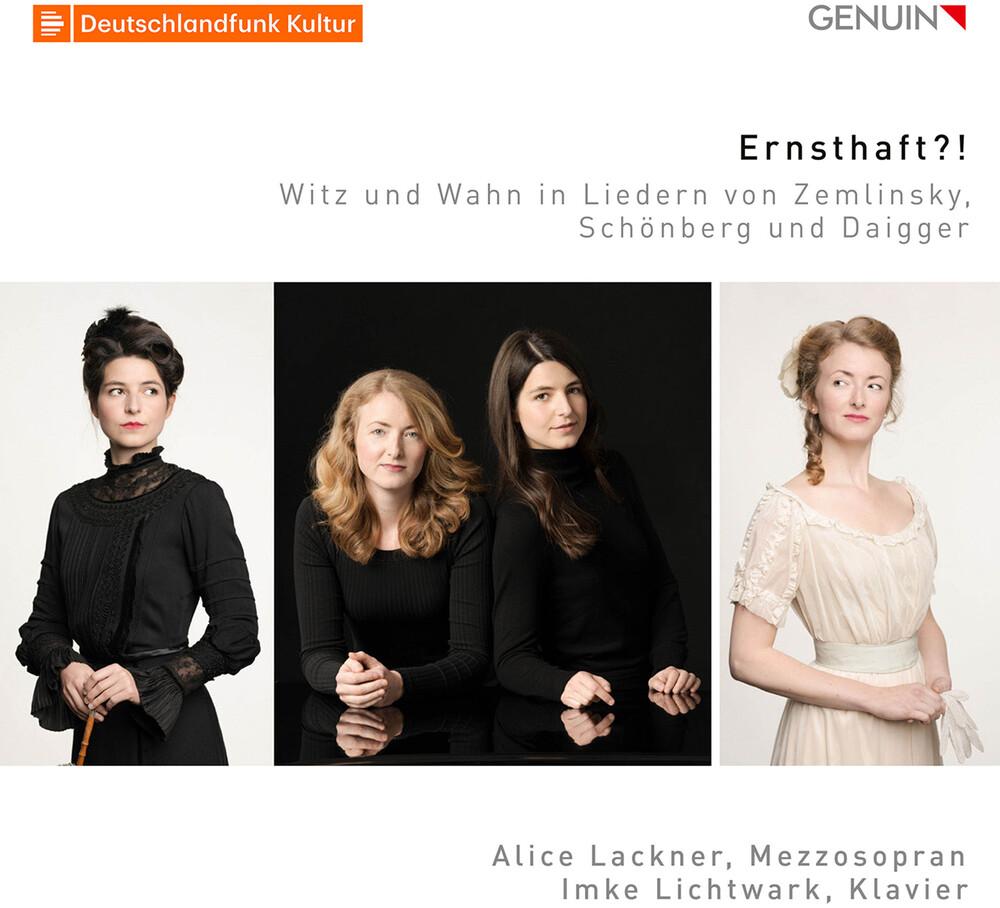 Daigger / Lackner / Imke Lichtwark - Ernsthaft