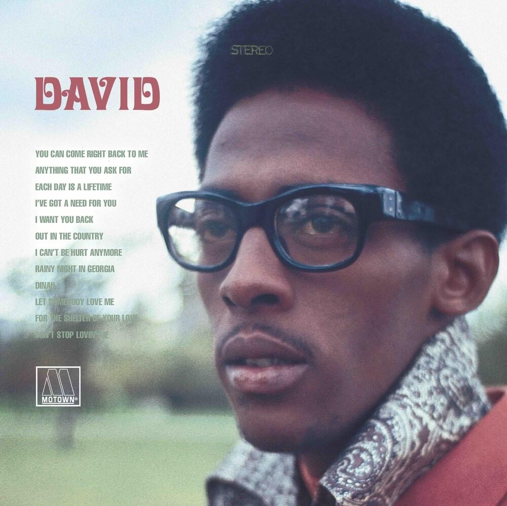 David Ruffin - David (Bonus Tracks) (Gate)