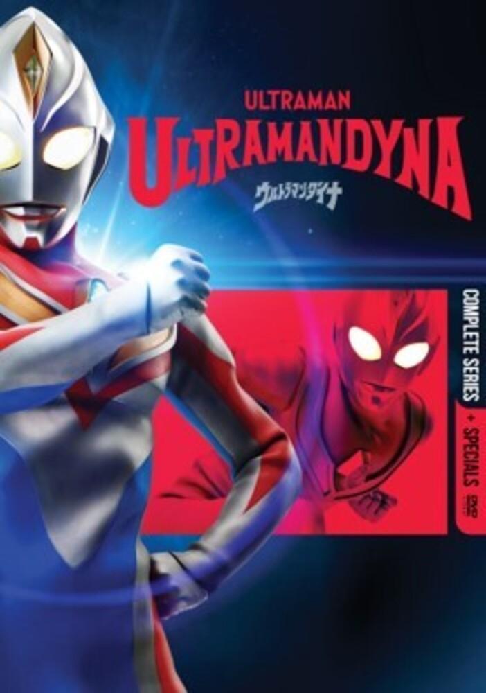 Ultraman Dyna - Ultraman Dyna (6pc) / (Box)