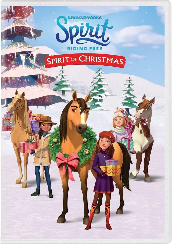 Spirit Riding Free: Spirit of Christmas - Spirit Riding Free: Spirit Of Christmas