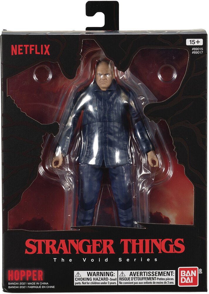 Stranger Things - 6in Hawkins Figure Collection Eleven With Yellow