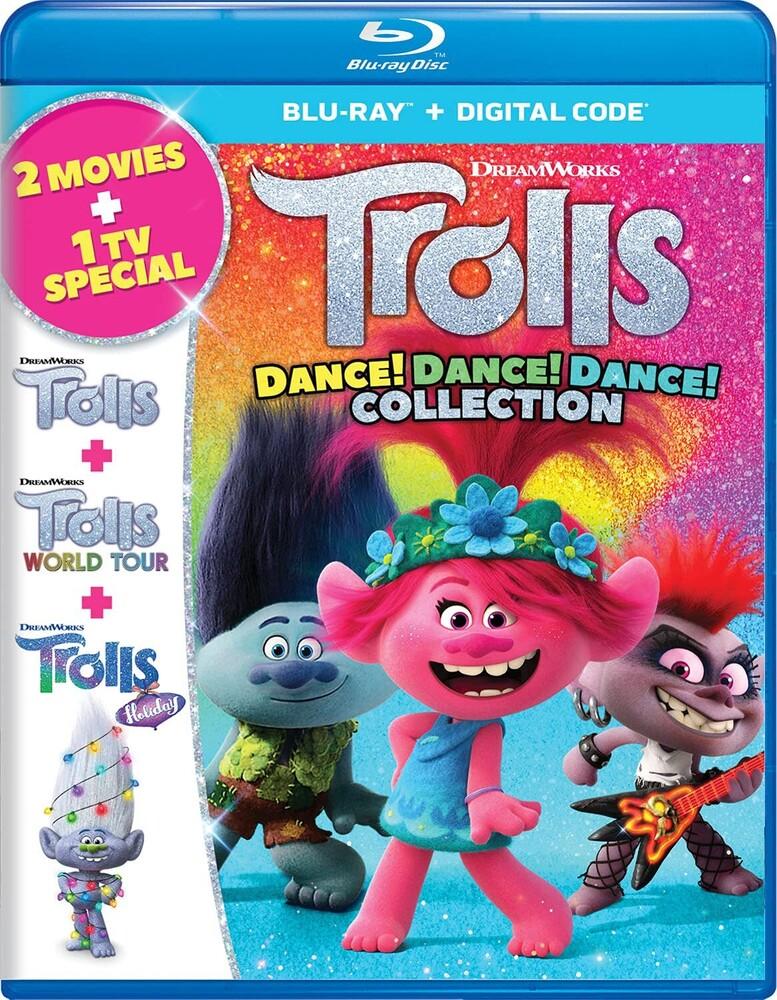 Trolls Dance Dance Dance Collection - Trolls Dance Dance Dance Collection (3pc) / (3pk)