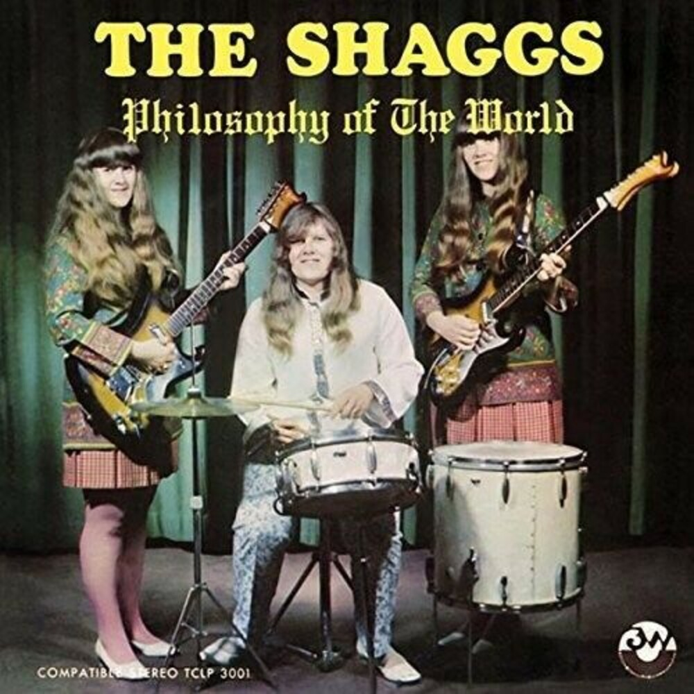 Shaggs - Philosophy Of The World (Green Vinyl) [Colored Vinyl] (Grn)