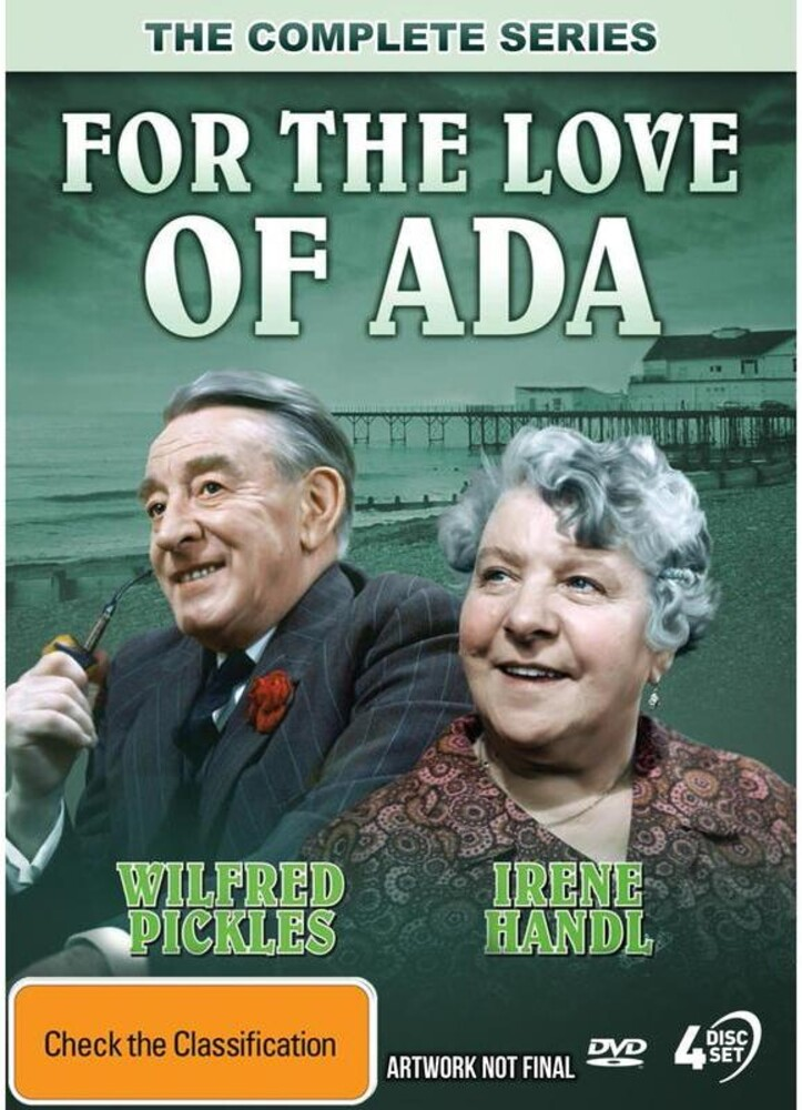 For the Love of Ada: The Complete Series - For The Love Of Ada: The Complete Series (4pc)