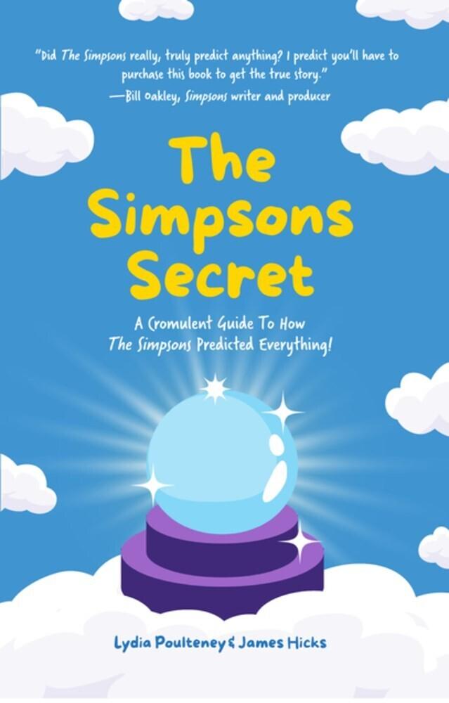 Lydia Poulteney  / Hicks,James - Simpsons Secret (Ppbk)