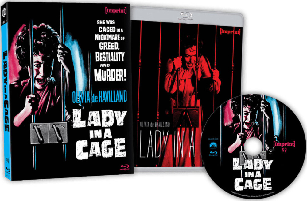 Lady In A Cage - Lady In A Cage / (Ltd Aus)