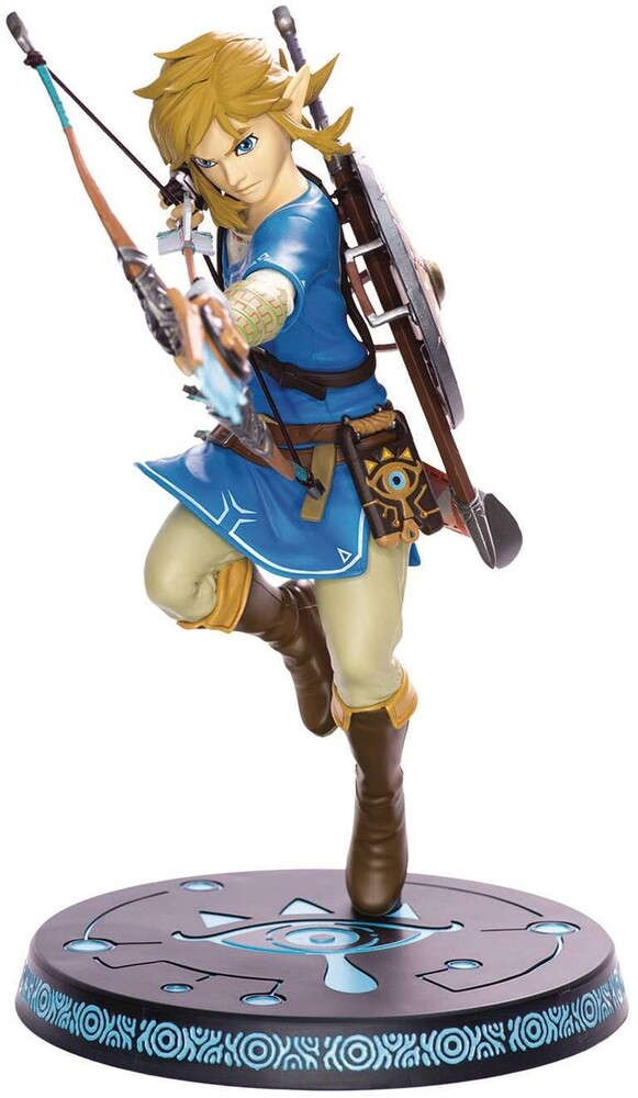 - Legend of Zelda: Breath of the Wild Link Fig