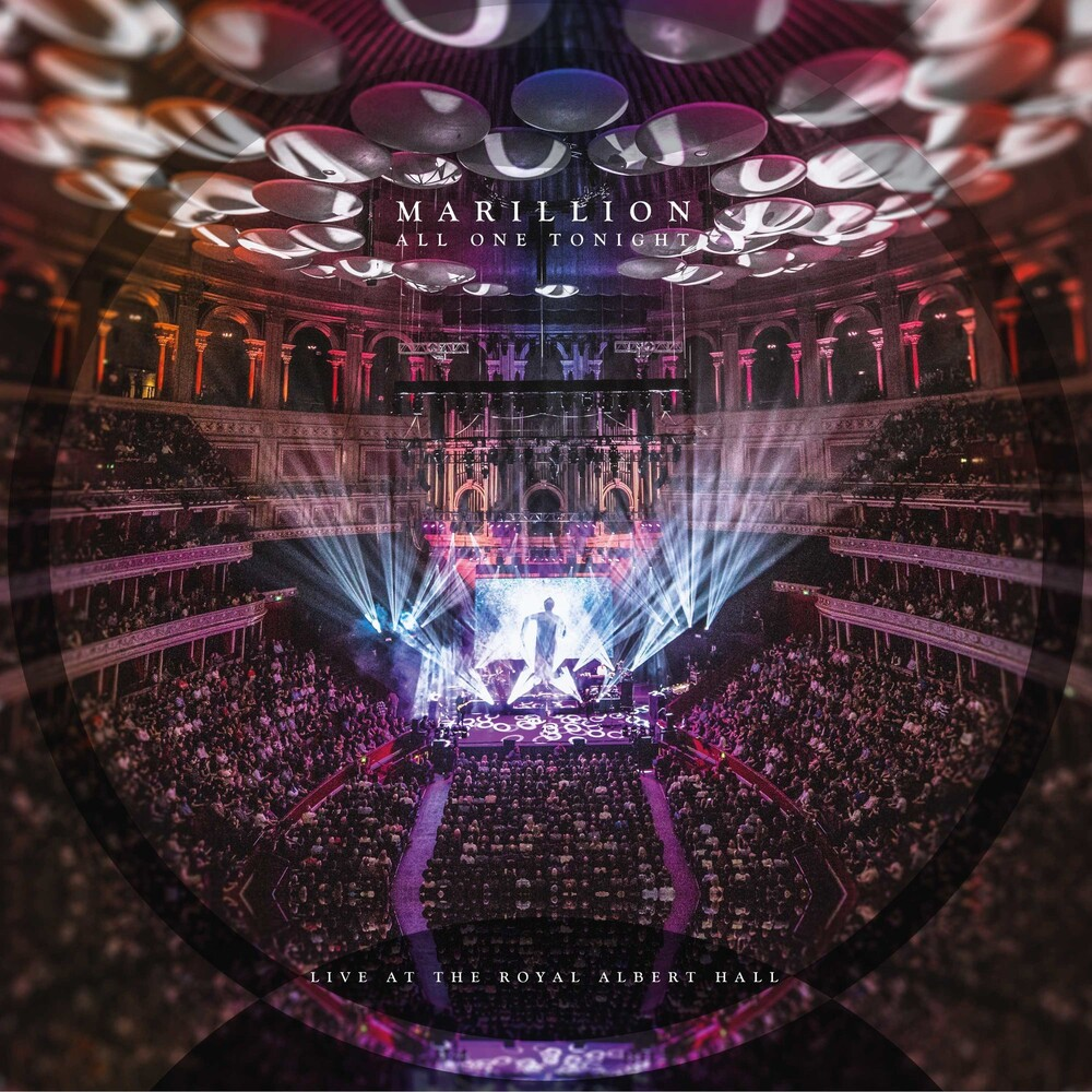 Marillion - All One Tonight (Live At The Royal Albert Hall) [LP]