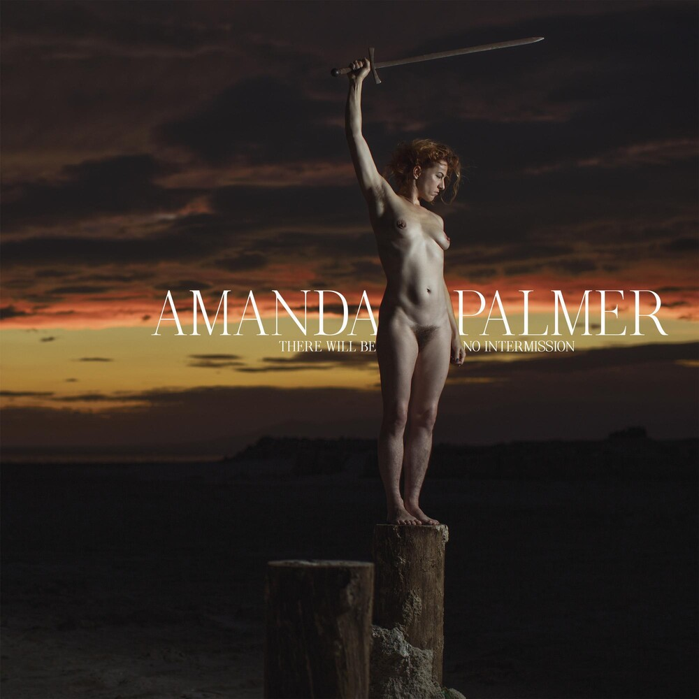 Amanda Palmer - There Will Be No Intermission [LP]