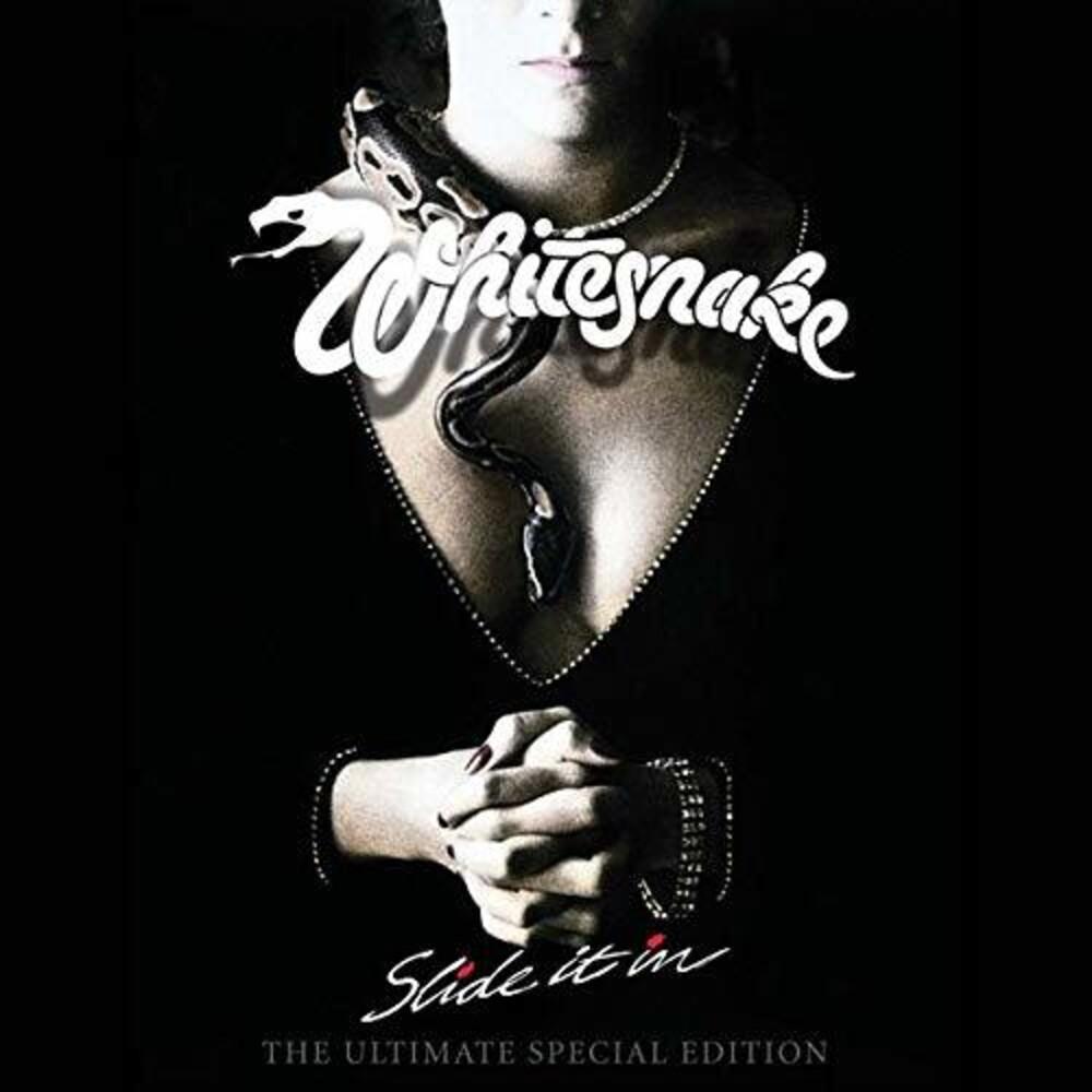 Whitesnake - Slide It In: 35th Anniversary Edition [Import 6CD/DVD]