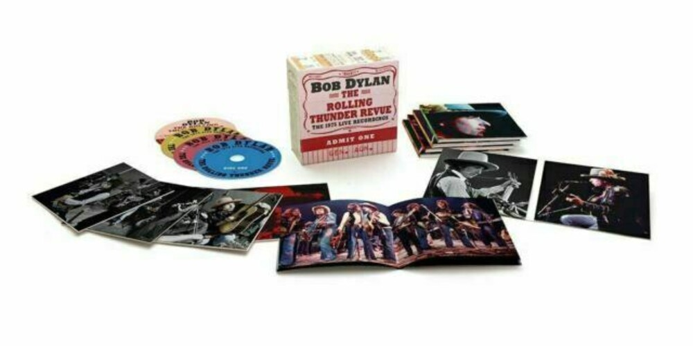 Bob Dylan - Rolling Thunder Revue: The 1975 Live Recordings [Import]