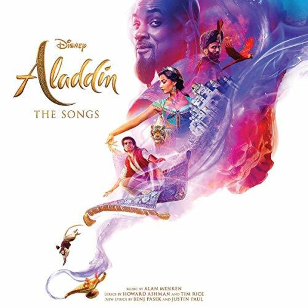 Various Artists - Aladdin: The Songs / Various