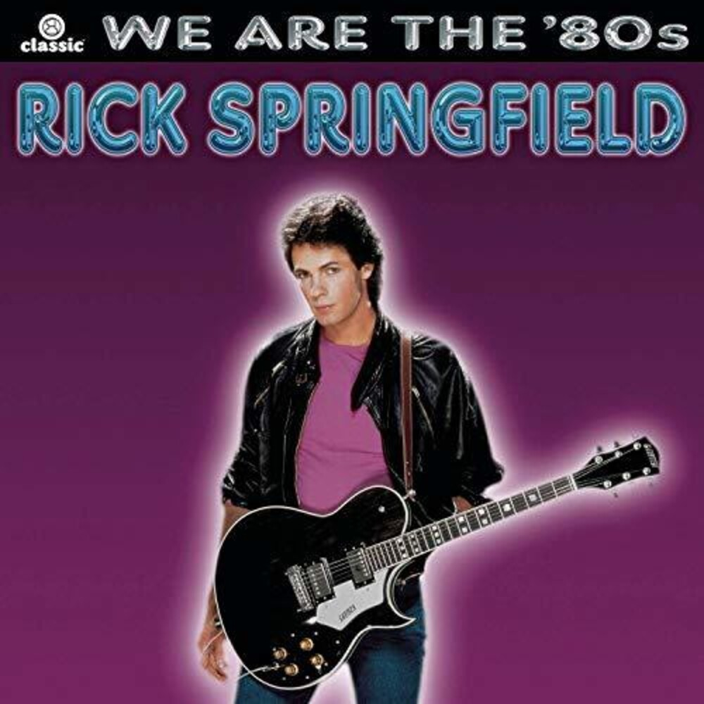 Rick Springfield - We Are The 80's
