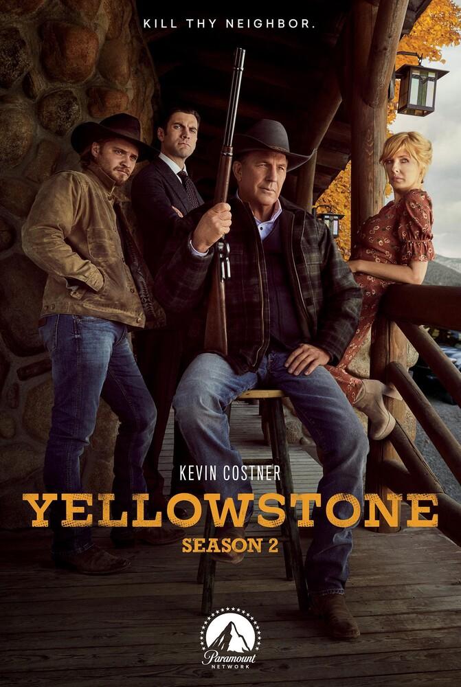Yellowstone [TV Series] - Yellowstone: Season 2