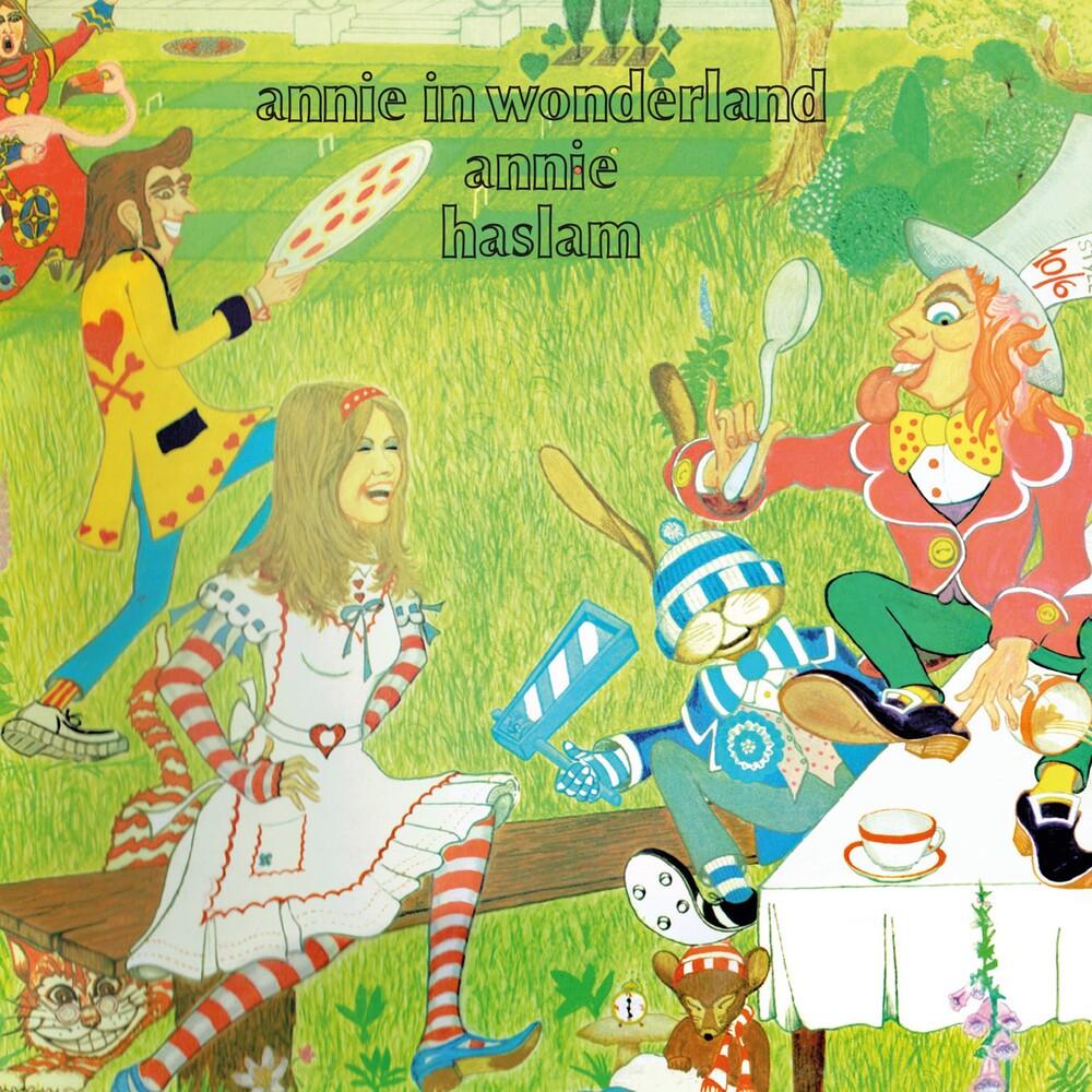 Annie Haslam - Annie In Wonderland [Remastered] (Uk)