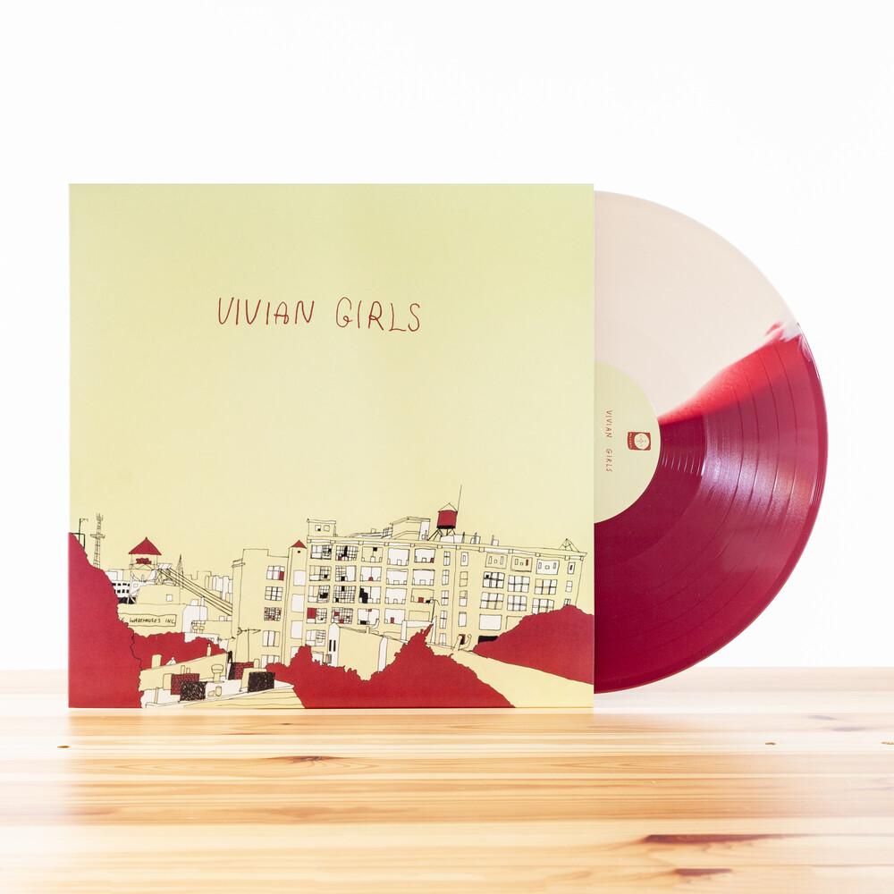 Vivian Girls - Vivian Girls [Colored Vinyl] [180 Gram] [Download Included]