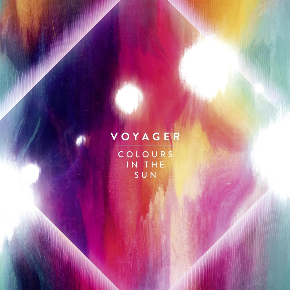 Voyager - Colours In The Sun [LP]