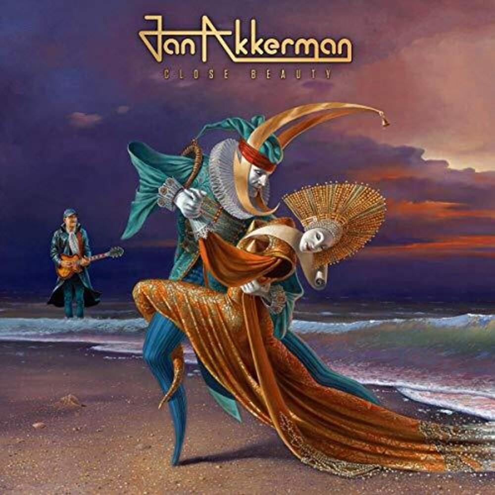 Jan Akkerman - Close Beauty [Gold Transparent LP]