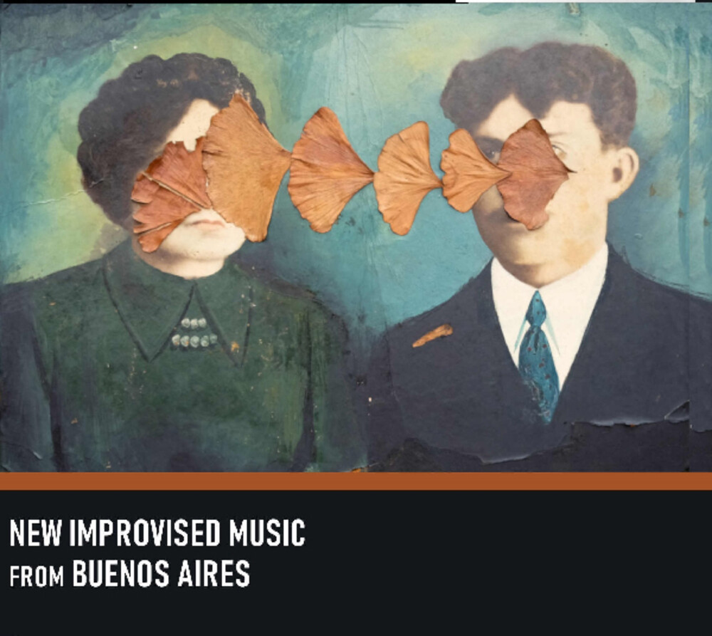 New Improvised Music From Buenos Aires / Various - New Improvised Music From Buenos Aires / Various