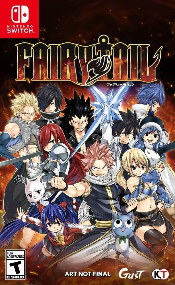 Swi Fairy Tail - Fairy Tail