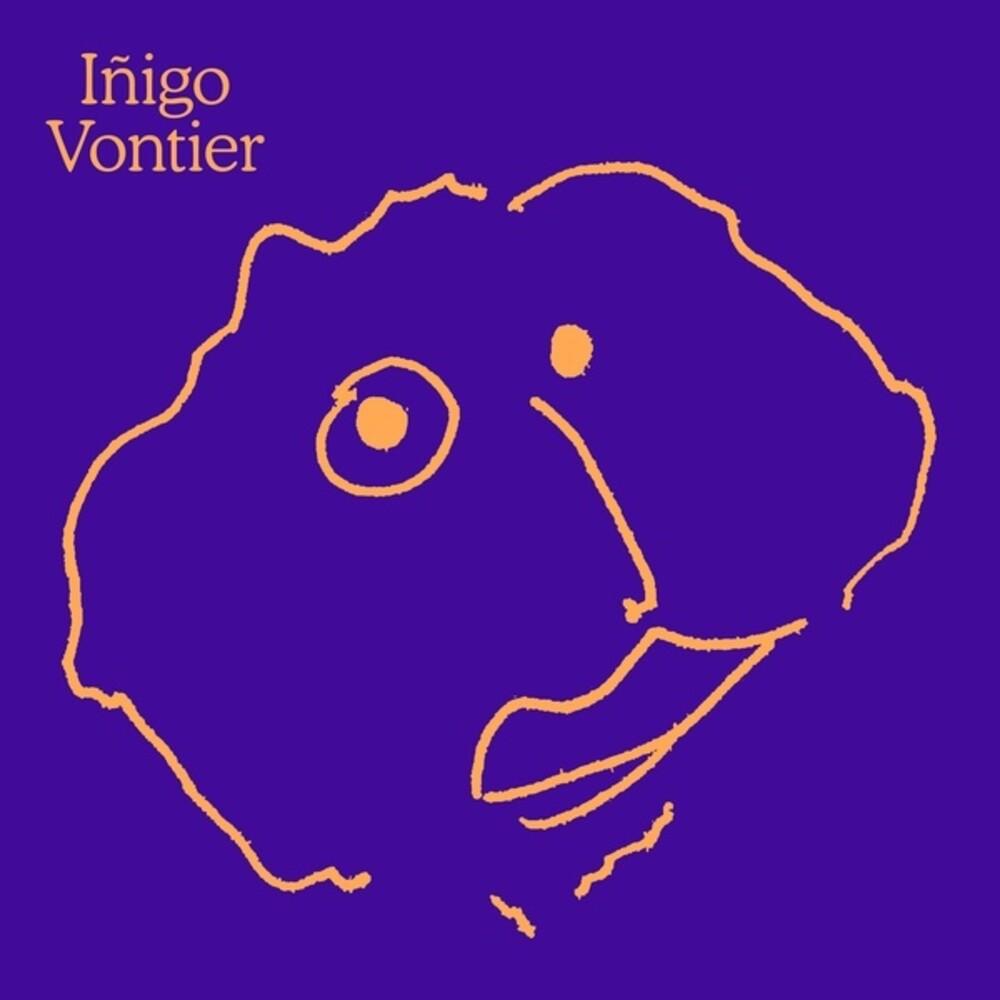 Inigo Vontier - El Hijo Del Maiz (Uk)