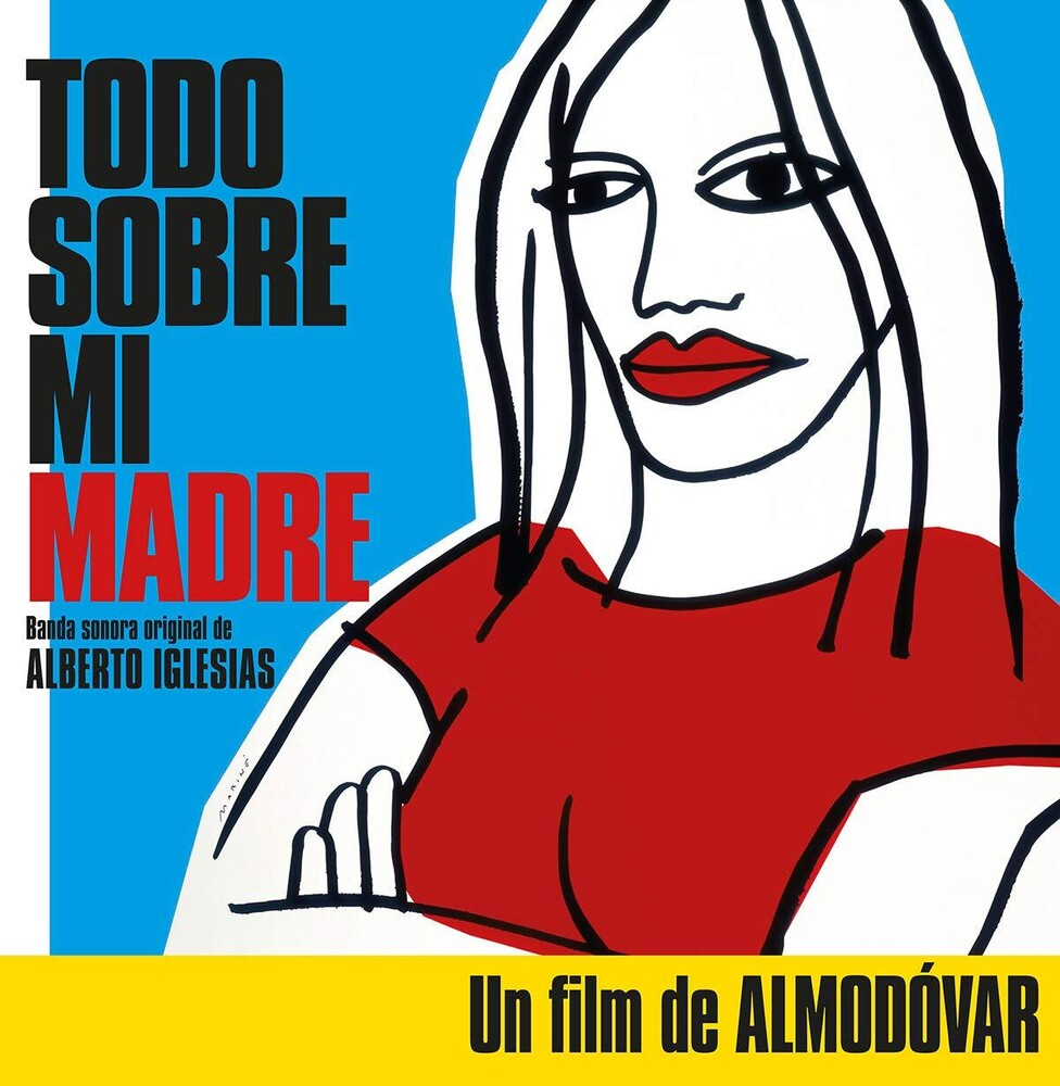 Alberto Iglesias - Todo Sobre Mi Madre (All About My Mother) (Original Soundtrack)