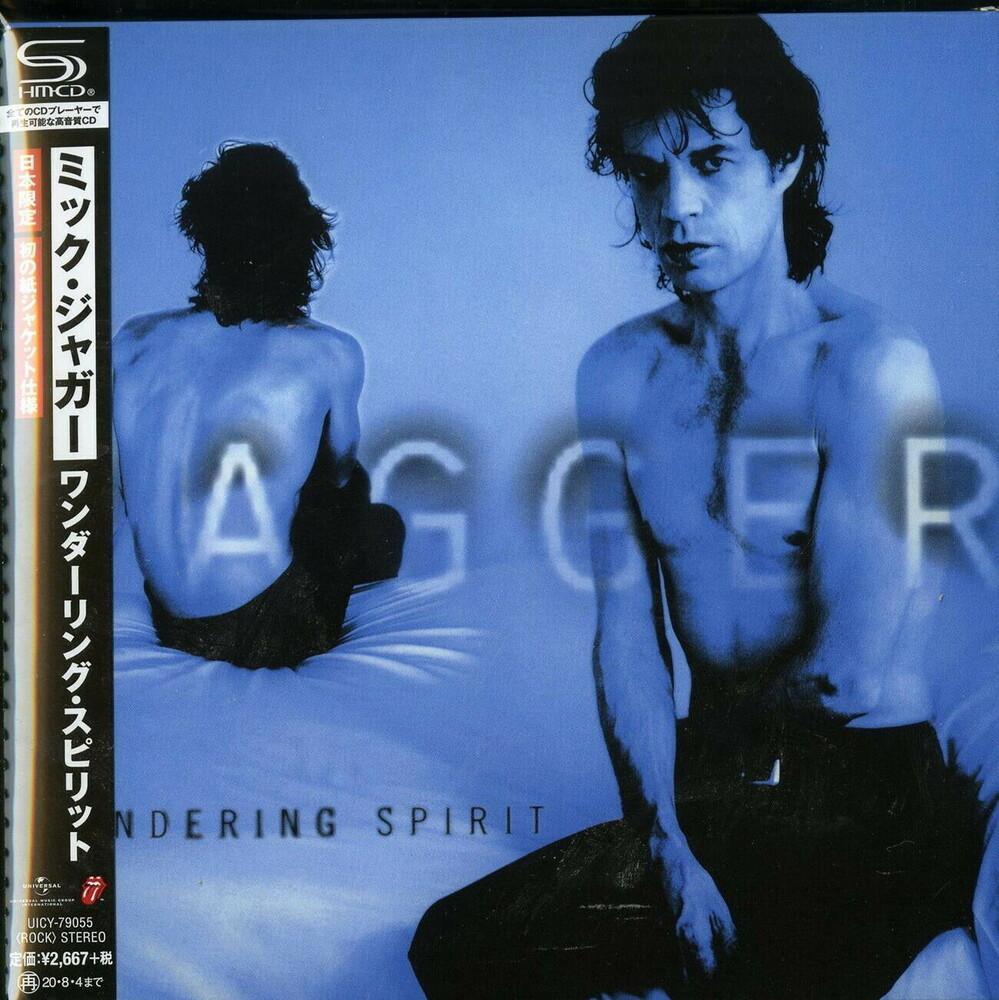 Mick Jagger - Wandering Spirit (Japanese Remastered / SHM-CD / Paper Sleeve)