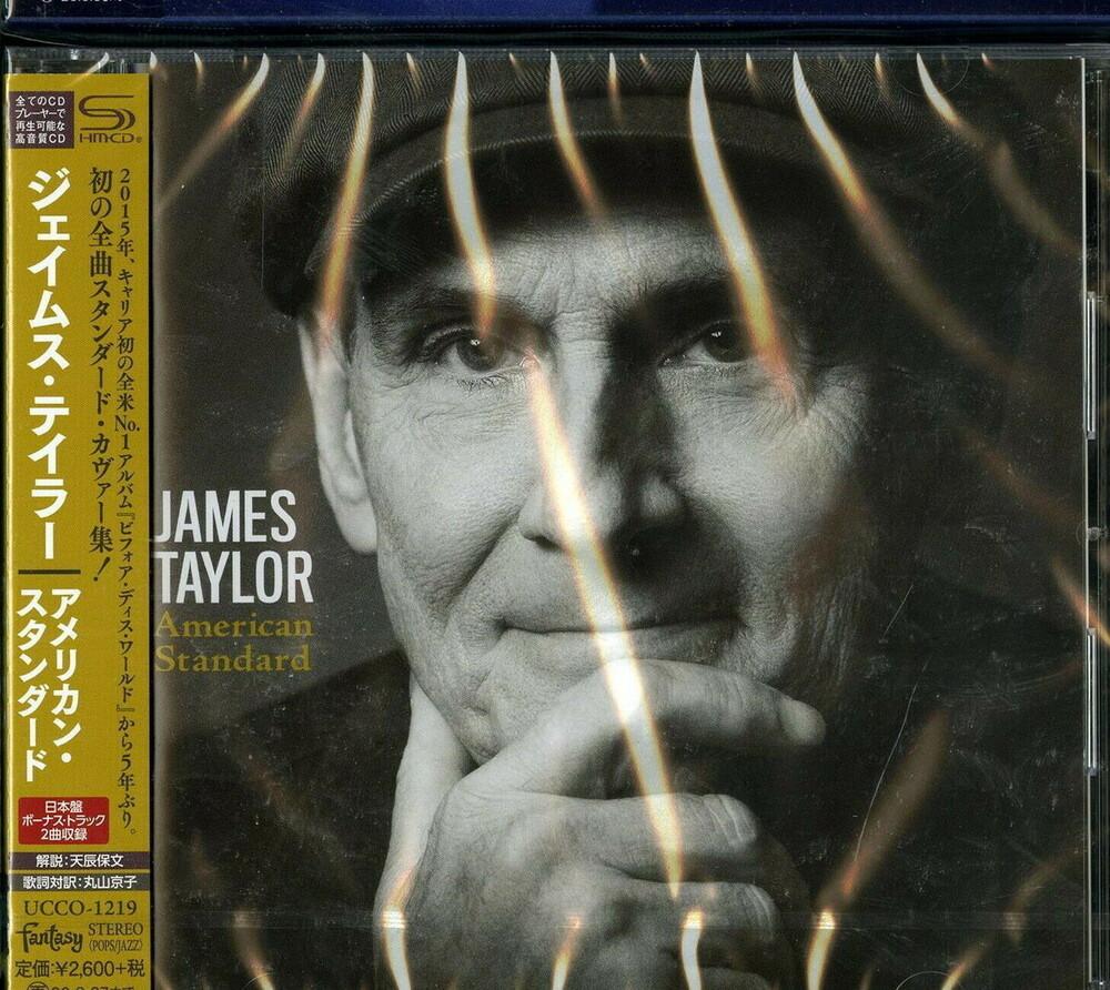 James Taylor - American Standard (SHM-CD w/Bonus Material)