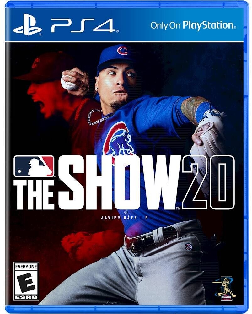 Ps4 MLB the Show 20 - Mlb The Show 20
