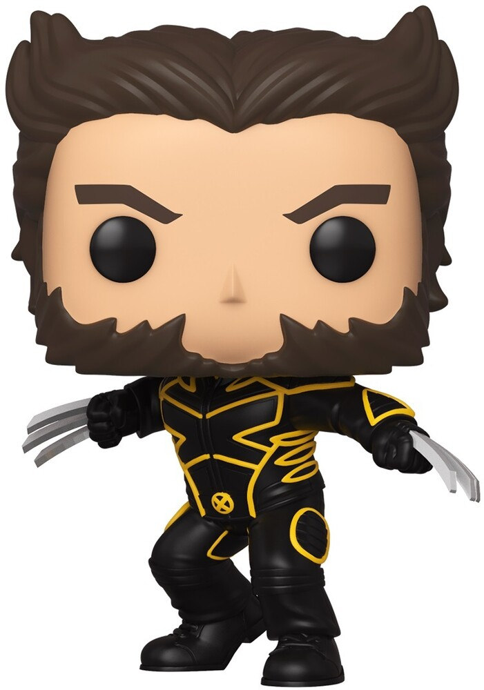 - FUNKO POP! MARVEL: X-Men 20th-Wolverine In Jacket
