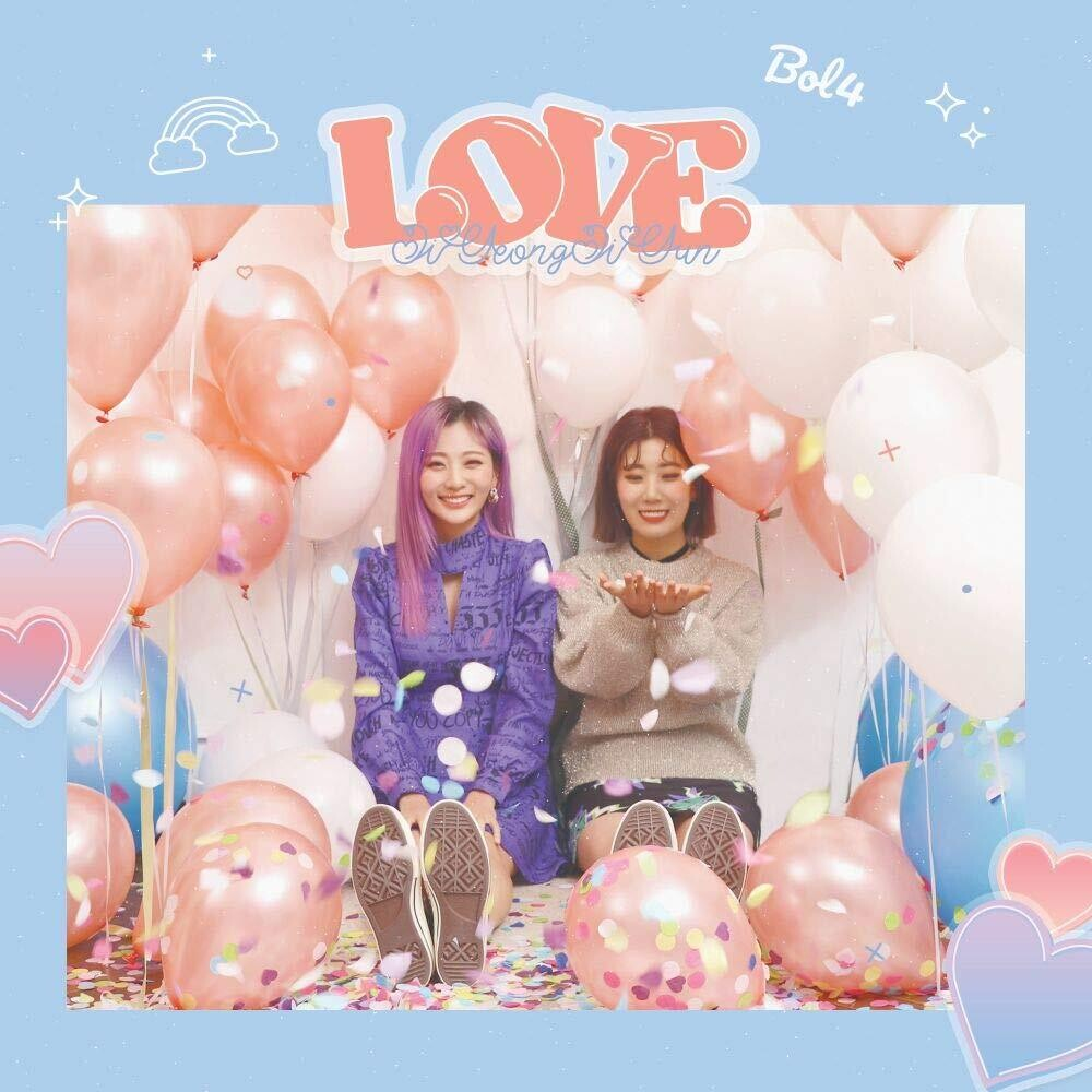 Bol4 - Love (W/Dvd) [Limited Edition] (Jpn)