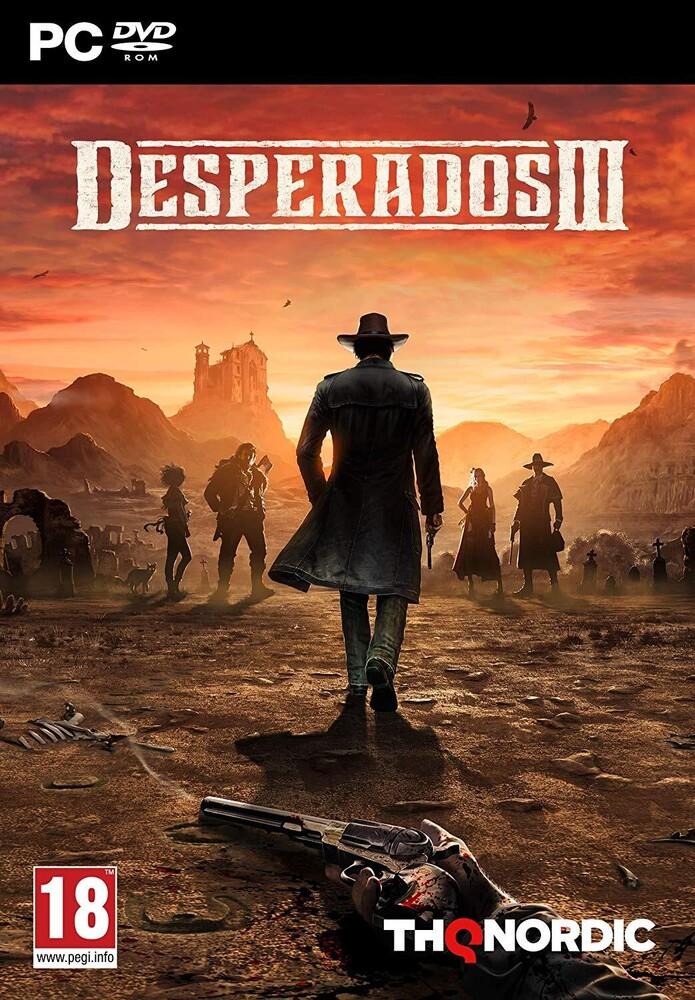 - Desperados 3 (Pc)