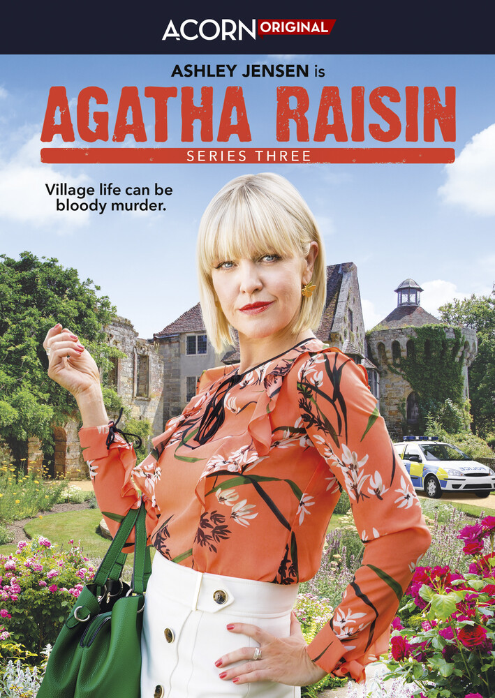 Agatha Raisin: Series 3 - Agatha Raisin: Series Three