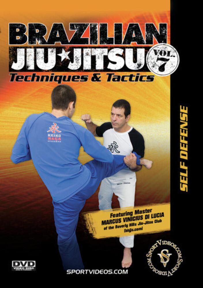 - Brazilian Jiu-Jitsu Techniques & Tactics 7: Self