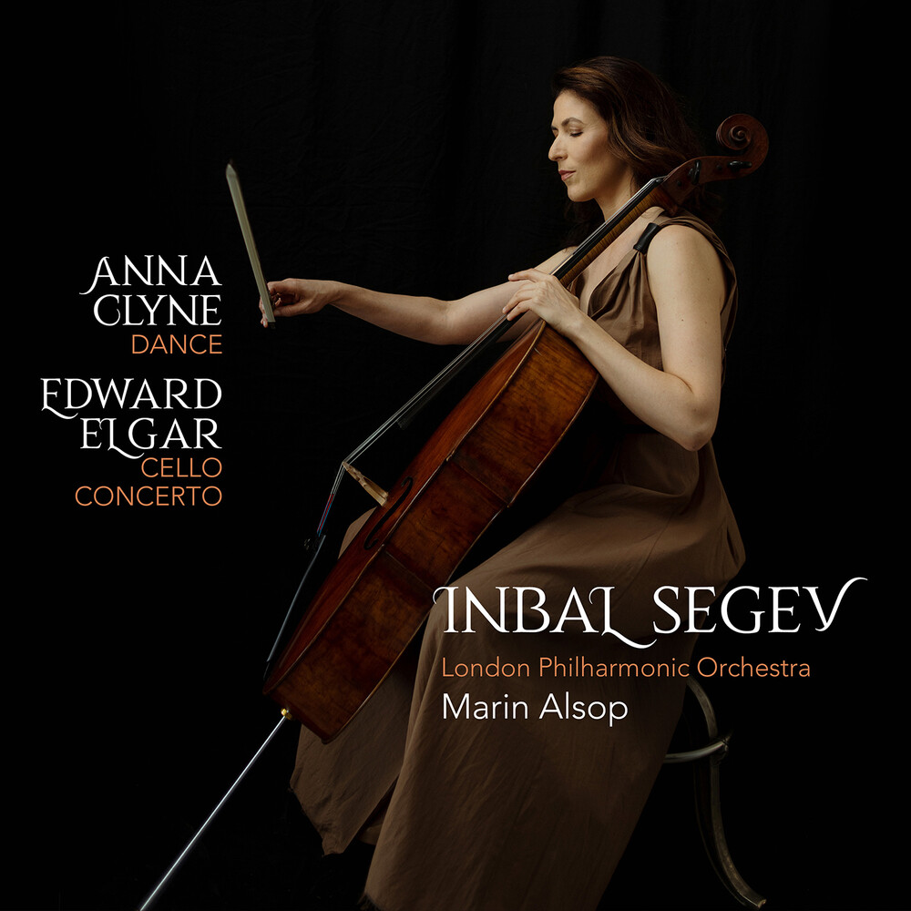 Clyne / Segev / Alsop - Dance / Cello Concerto