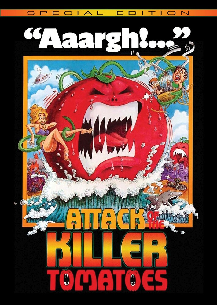 - Attack Of The Killer Tomatoes / (Spec)