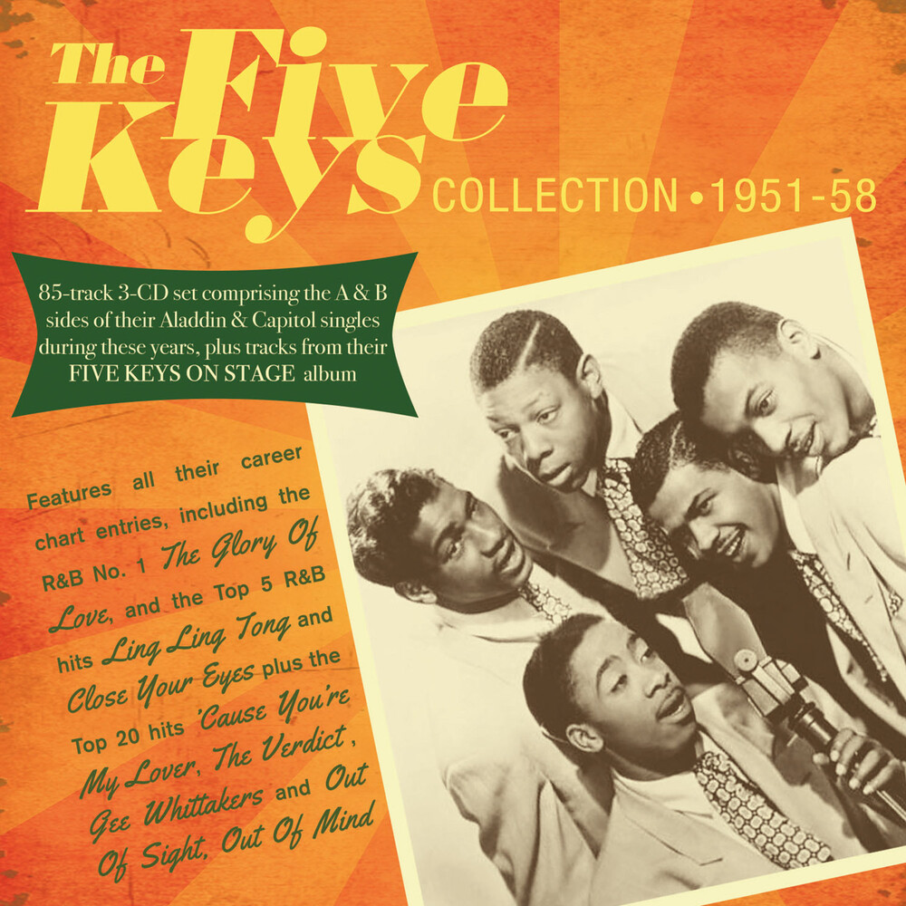 Five Keys - Five Keys Collection 1951-58