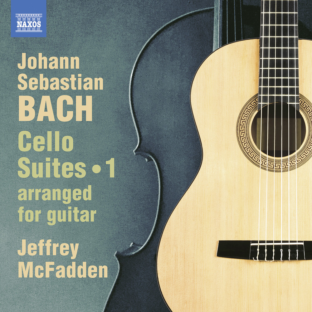 Jeffrey Mcfadden - Cello Suites 1