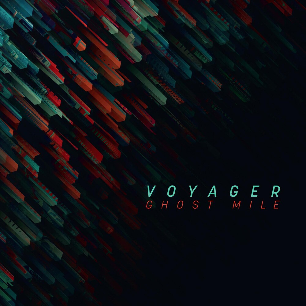 Voyager - Ghost Mile [LP]
