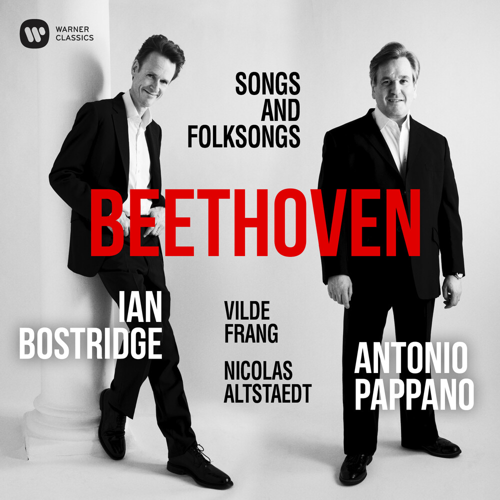 Ian Bostridge / Pappano,Antonio - Beethoven [Digipak]