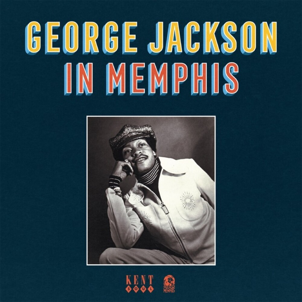 George Jackson - In Memphis (Uk)