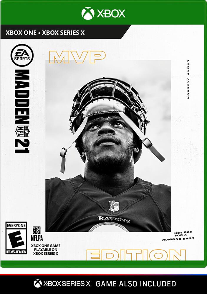 Xb1 Madden NFL 21 - Mvp Edition - Xb1 Madden Nfl 21 - Mvp Edition