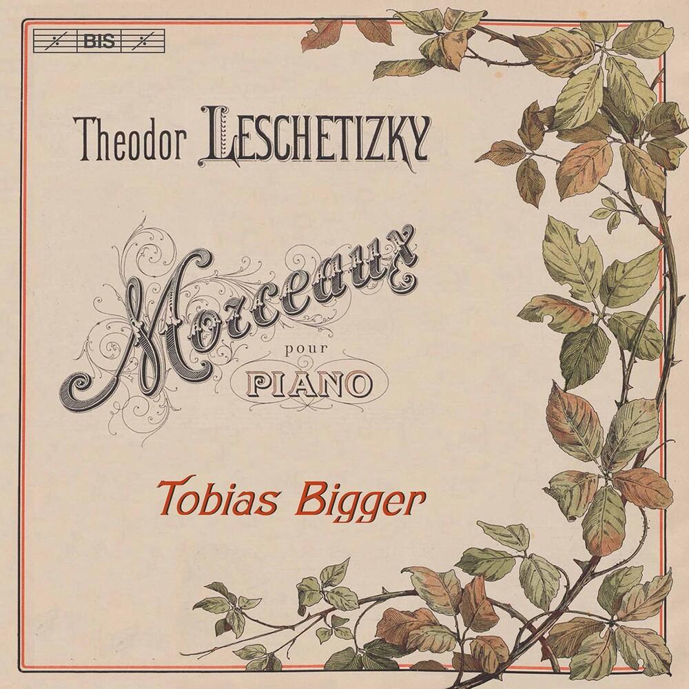 Tobias Bigger - Morceaux Pour Piano