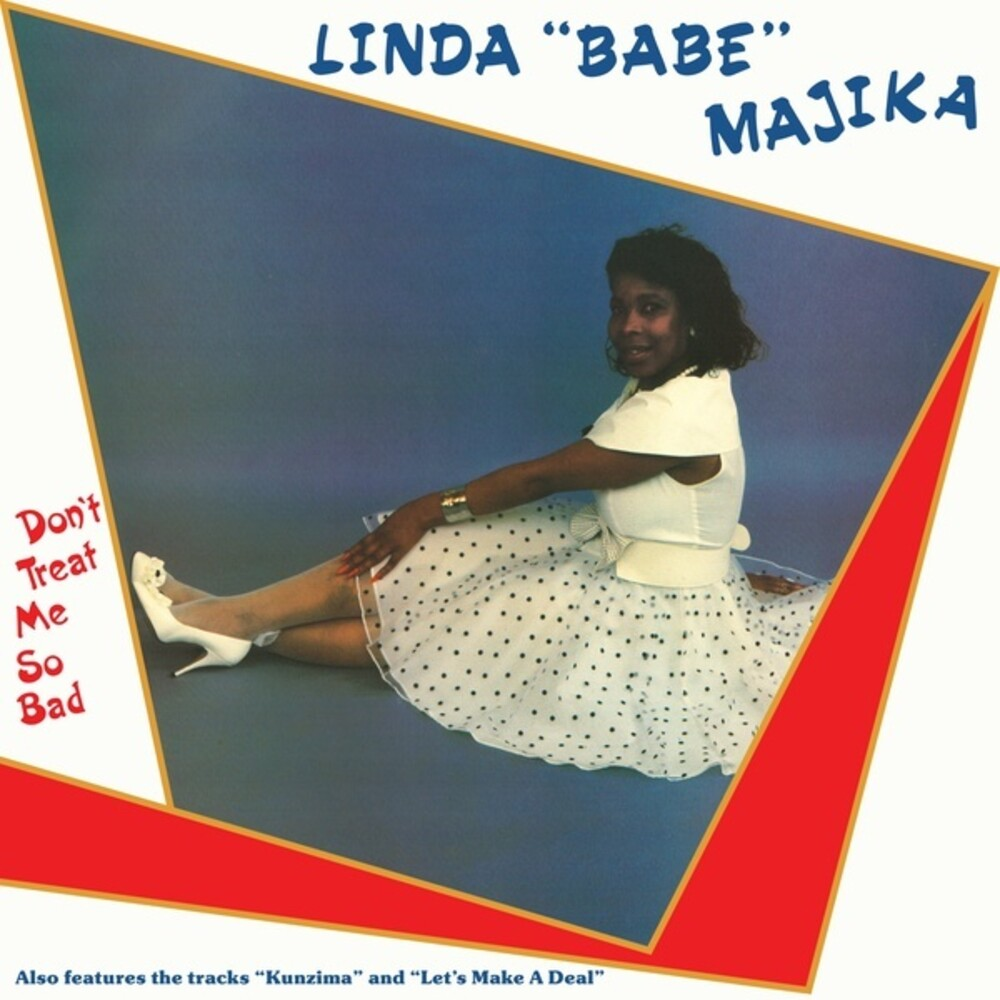Linda Majika - Don't Treat Me So Bad (Ofgv) [Reissue]