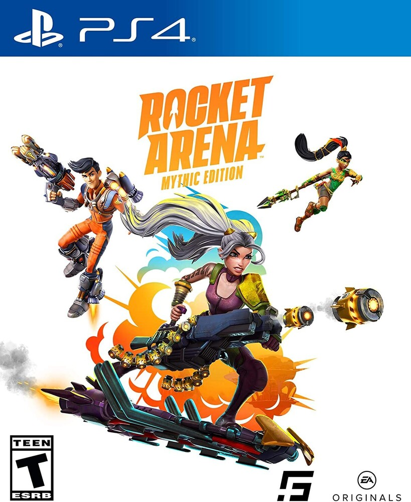 Ps4 Rocket Arena - Mythic Edition - Rocket Arena Mythic Edition - PlayStation 4