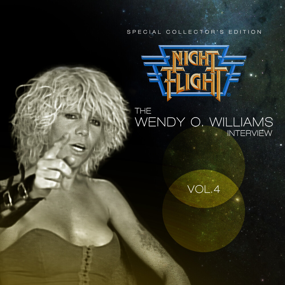 Wendy Williams O - Night Flight Interview