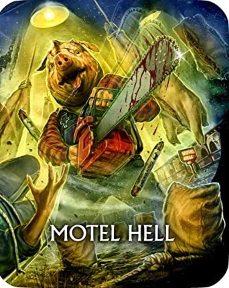 - Motel Hell / (Ltd Stbk)